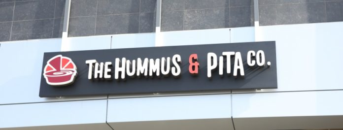 The Hummus & Pita Co. Opens in Times Plaza; Good Food that's Good for you