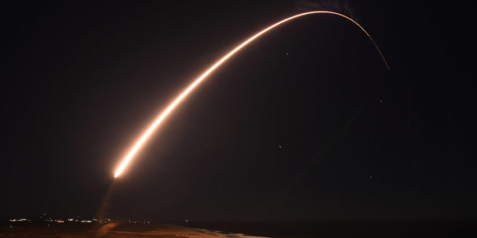 Supported by Huntsville, Air Force conducts 237th test of Boeing-built Minuteman III ICBM