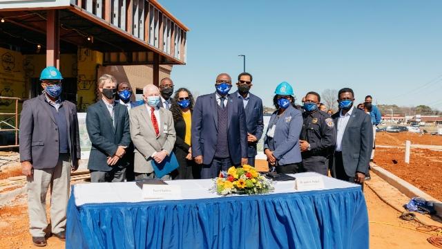 Oakwood University, Huntsville Hospital partner to provide health care to underrepresented communities