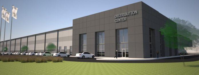 $14M Million Runway Distribution Center Takes Flight in the Jetplex