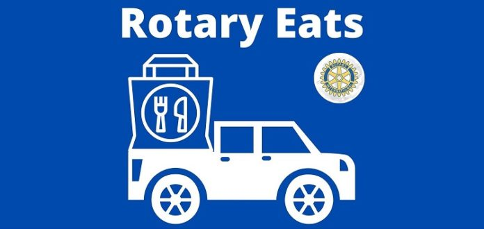 Rotary Eats supports both local restaurants and charities