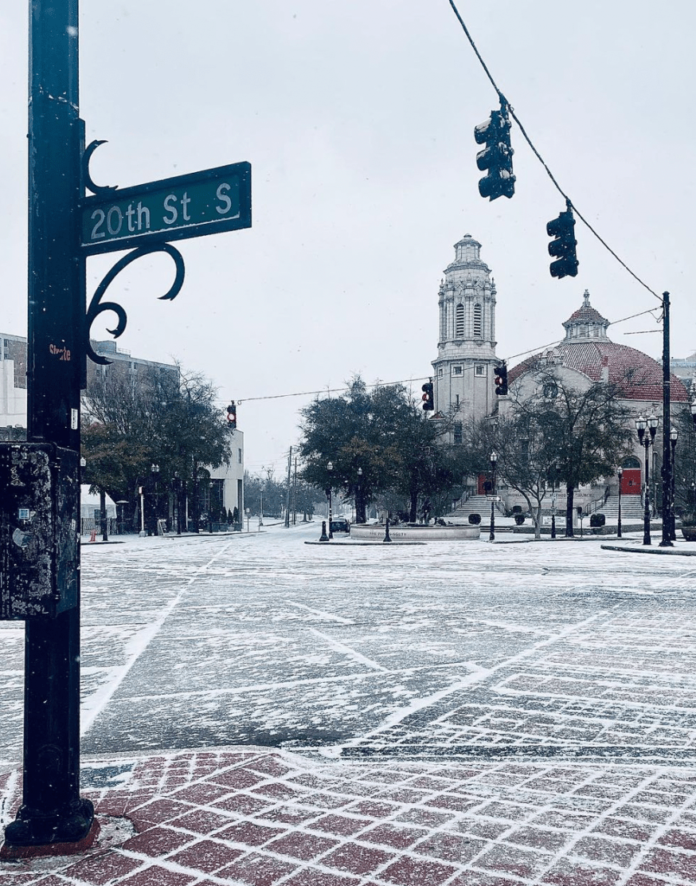 Fat Tuesday, snow + Birmingham business news all rolled into one