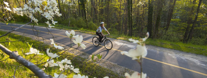 The Sweet Sounds of Progress: The Singing River Trail Is On Its Way!