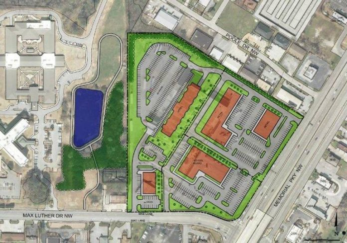 Huntsville City Council offering school district $1M and free land for new site of central office