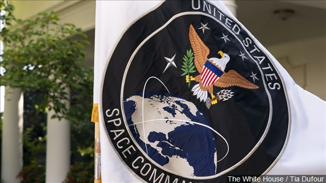 Department of Defense evaluating selection of Huntsville for Space Command Headquarters