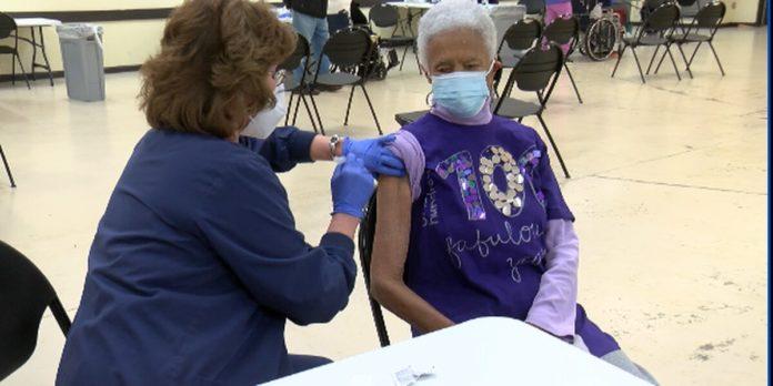 Huntsville Hospital's vaccination allocation drops to 1,000 per week