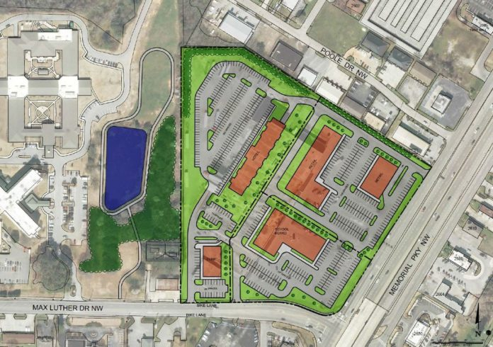 Mixed-use project with 'big name' retail planned for north Huntsville