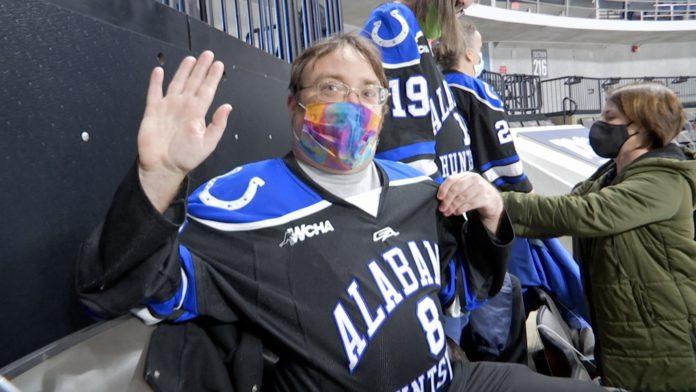 Huntsville's Elizabeth 'Betty' Schonrock bequeaths $250,000 to support UAH Hockey