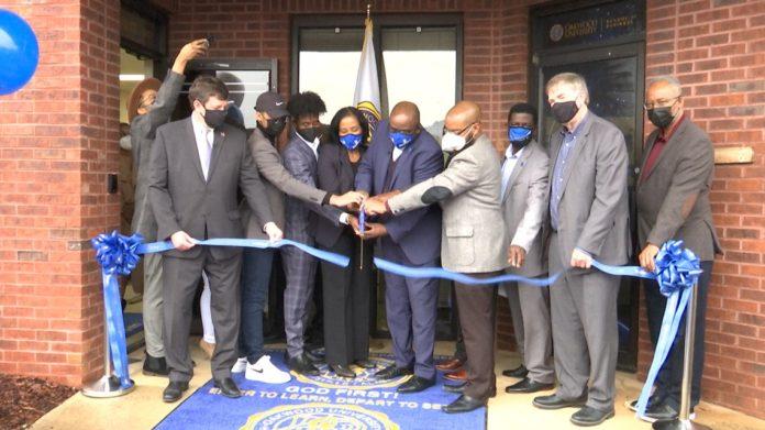 Oakwood University opens 'OU Launchpad Entrepreneurship Center'