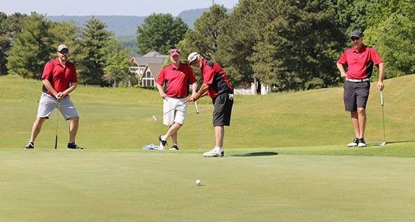 Huntsville Championship Golf Tourney to Benefit Cyber Scholarships
