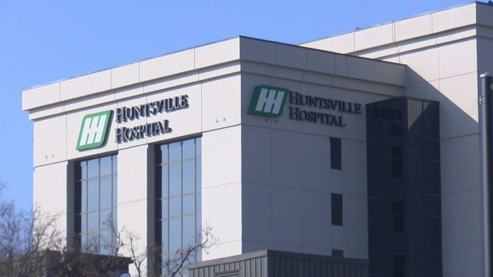Huntsville Hospital will start slowing down the number of vaccines they give