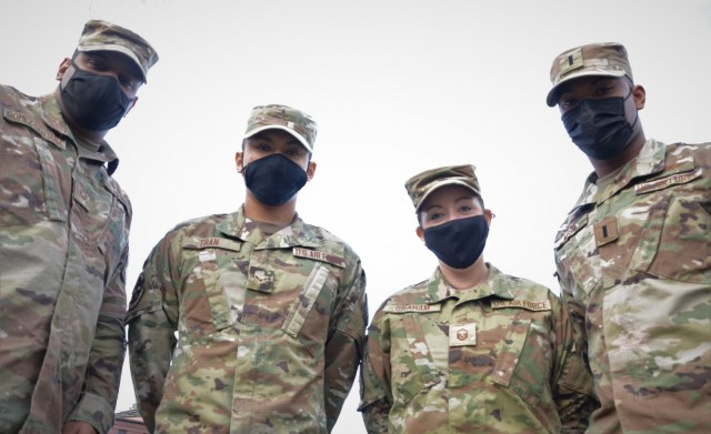 Four JBLM Airmen on forefront of Space Force