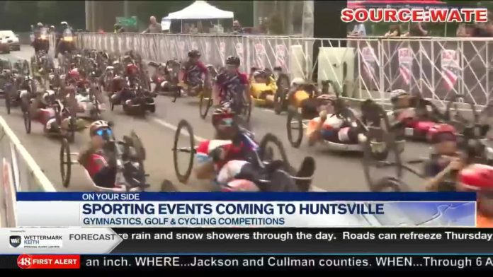 Three major sporting events coming to Huntsville, bringing more than $1M to economy