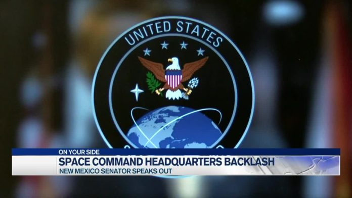 Senators from other states not giving up Space Command fight