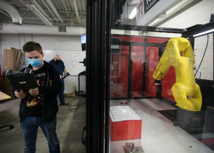 From high-tech manufacturing to getting under the hood, the auto industry drives workforce training in the Chattanooga area