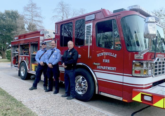 Huntsville Fire Department seeks $970K in SAFER grant funding