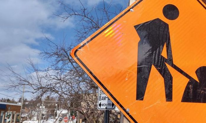 Road closure delayed for Huntsville's downtown as Main Street construction