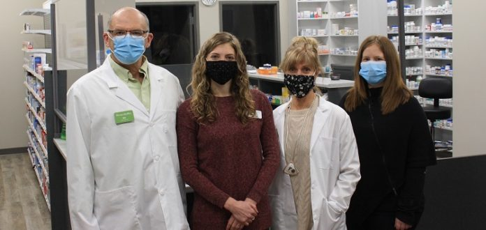 Campus Trails pharmacy welcomes new patients