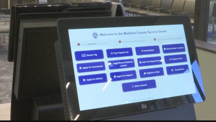 Madison County Service Center in Huntsville to open March 1