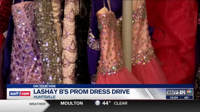 Local radio personality to host 8th annual prom dress drive in Huntsville