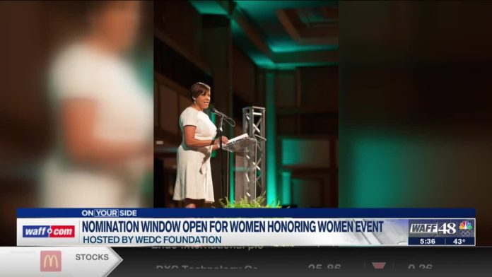 Women Honoring Women 20th Anniversary, nomination window open for honorees
